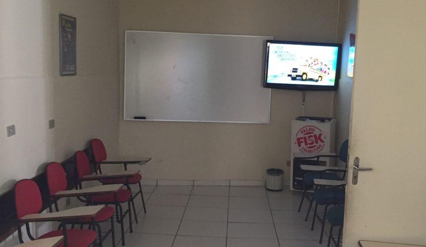 Sala de ensino regular | FISK Ubatuba