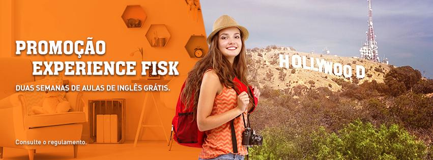 Experience FISK: experimente 4 aulas grátis de Inglês
