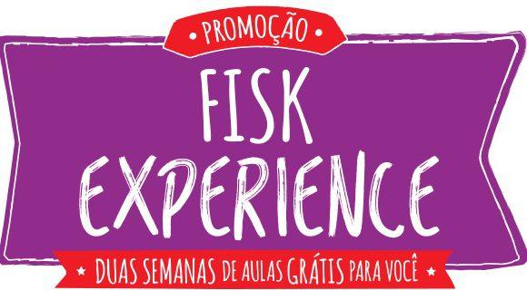 Promoção FISK Experience