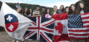 Acampamento English & Action 2018