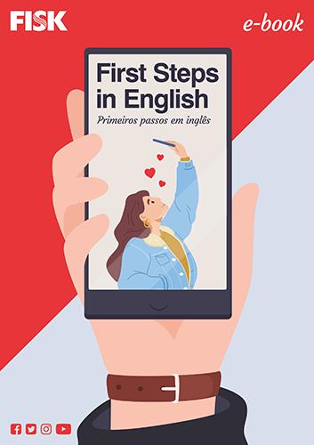 E-book: primeiros passos em inglês - Vol 1