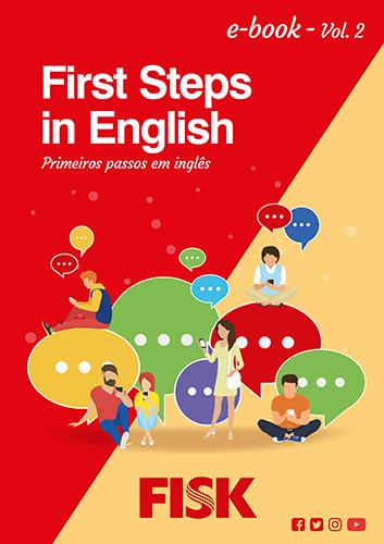 E-book: primeiros passos em inglês - vol2